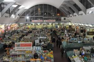 Le marché de San Remo en italie
